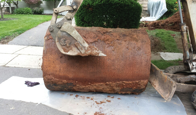 Expert oil tank removal in Bergen, Hudson, Passaic, Union and Morris County New Jersey - Oil Tank Assurance
